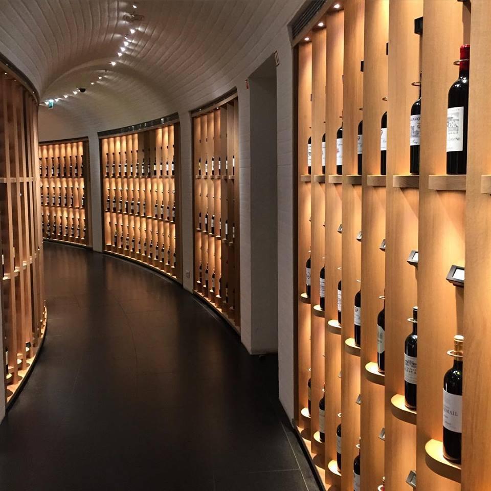 Dünyanın en büyük şarap mahzeni (7 resim)